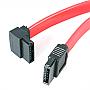 "StarTech SATA8LA1  8"" SATA to Left Angle SerialATA Cable Retail"