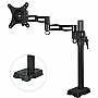 Arctic Cooling AC Z-1 Monitor Desk Mount (for one LCD) w/4 ports USB Retail ORAEQ-MA002-GBA01