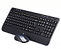 LOGITECH CORDLESS DESKTOP MK520 KEYBOARD WIRELESS MOUSE USB 920-002553
