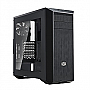 COOLERMASTER MASTER CASE BOX 5 Mid-Tower w/side Window/USB 3.0 No Power Supply Black ATX Retail MCY-B5S1-KWYN-06