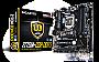 Gigabyte GA-Z170M-D3H DDR4 Core i7/i5/i3 LGA1151 Z170 VGA/HDMI/DVI-D PCI Express SATA ATX Retail