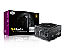 POWER SUPPLY COOLERMASTER VSM V650 650W 80 Plus Gold ATX 12V V2.3 EPS 12V V2.91 RS650-AMAAG1-US
