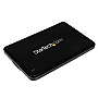 "StarTech S2510BPU337 2.5"" USB 3.0 SATA Hard Drive Enclosure for Slim 7mm SSD/HDD Retail"