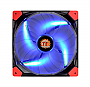 Thermaltake Luna 14 LED Blue 140mm Efficient, Quiet & Anti-vibration Cooling Fan Retail 	CL-F021-PL14BU-A