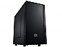 COOLERMASTER Silencio 352 Mini Tower (mATX) USB3.0 BLACK CASE NO POWER SUPPLY SIL-352M-KKN1