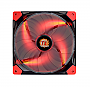 Thermaltake Luna 14 LED Red 140mm Efficient, Quiet & Anti-vibration Cooling Fan Retail 	CL-F022-PL14RE-A
