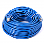 GENERIC GPC-CAT7-75BL 75ft Blue Cat7 S/STP Screened Shielded Twist Pairing Upto 10 Gigabit Network Cable