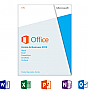 MS-MICROSOFT OFFICE 2013 HOME AND BUSINESS MEDIALESS T5D-01575