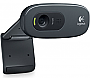 LOGITECH C270 Webcam - USB 2.0 1280 x 720 Video  Retail Box 960-000621