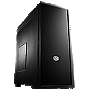COOLERMASTER Silencio 652S Mid-Tower (ATX) USB3.0 BLACK CASE NO POWER SUPPLY SIL-652-KKN2