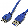 STARTECH 1' SuperSpeed USB 3.0 Cable A to Micro B USB3SAUB1