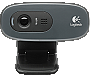 LOGITECH C270 Webcam - USB 2.0 1280 x 720 Video Wide Screen/Microphone 960-000694