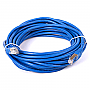 GENERIC GPC-CAT7-50BL 50ft Blue Cat7 S/STP Screened Shielded Twist Pairing Upto 10 Gigabit Network Cable