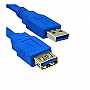 1.5' USB 3.0 A/A M-F CABLE US-3AAF1
