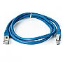 GENERIC GPC-CAT7-6BL 6ft Blue Cat7 S/STP Screened Shielded Twist Pairing Upto 10 Gigabit Network Cable