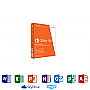 MS-MICROSOFT OFFICE 365 HOME PREMIUM 1 year subscription English Medialess