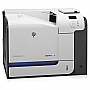 HP LaserJet Enterprise M551n color  laser 600 sheets - USB, 1000Base-T, direct print USB CF081A#BGJ