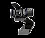LOGITECH 960-001257 C920S Webcam .1 Mega pixel/30 fps/ USB 3.1/ 1920 x 1080/Auto-focus/ Microphone/