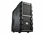 COOLERMASTER HAF912 Combat (NO side windows) BLACK CASE NO POWER SUPPLY