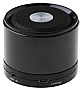 My Speaker BS0004 BLACK Portable Mini Bluetooth Speaker (FM radio,MicroSD mode) w/ build-in USB rechargeable Bat Retail