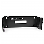 StarTech WALLMOUNTH4 4U 19inch Hinged Wall Mounting Bracket Patch Panel Retail