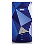 Vantec VAN-350BB-BL Blue Color Power Gem 3500 mAh Power Bank Retail Package