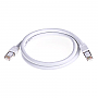GENERIC GPC-CAT7-3WH 3ft White Cat7 S/STP Screened Shielded Twist Pairing Upto 10 Gigabit Network Cable