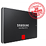"""SAMSUNG SSD MZ-7KE2T0BW 850 Pro Internal 2TB 2.5"""" SATA III  SOLID STATE DRIVE Retail"""