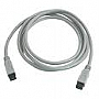 12' Firewire 1394 Cable 6P-4P