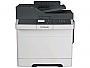 LEXMARK CX310DN COLOR LASER Duplex, 25ppm 1200x1200 dpi, COPY/PRINT/SCAN,