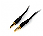 StarTech MU15MMS 15' Slim 3.5mm Stereo Audio Cable Male/ Male Retail