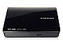 EXTERNAL DVD-RW Samsung SE-208DB/TSBS External Slim DVDRW USB3.0 8x with Nero Black Retail