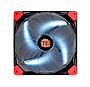 Thermaltake Luna 14 LED White 140mm Efficient, Quiet & Anti-vibration Cooling Fan Retail 	CL-F023-PL14WT-A