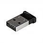 StarTech USBBT1EDR4 Mini USB Bluetooth 4.0 Adapter Class 1 EDR Wireless Retail