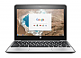 "Hewlett Packard Chromebook 11 G5/11.6"" WLED HD/Celeron N3060/Google Chrome OS/4GB/32 GB eMMC Retail  X9U03UT#ABA"