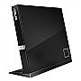 BLU-RAY ASUS SBC-06D2X-U/BLK/G External Slim Combo BD/DVD 6X USB Black Retail