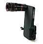 8x Zoom Optical Telescope Lens w/ Mini Tripod For iPhone4,4S