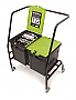 Copernicus TEC612C Cart with 2 Premium Tech Tub: Holds 24 Chromebooks 1 Year Warranty