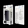 PQI 6PP3-031R0002A i-Power 7800mAh Power Bank Micro USB input USB Output Black Retail  Package