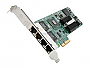INTEL GIGABIT ET2 QUAD-PORT SERVER ADAPTER E1G44ET2 ,Gigabit EN PCI-Express