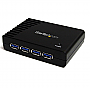 STARTECH 4 Port SuperSpeed USB 3.0 Hub Black ST4300USB3