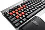 CORSAIR Vengeance K60 Performance FPS Mechanical Gaming Keyboard Black Retail CH-9000004-NA