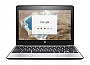 "Hewlett Packard Chromebook 11 G5 EE/11.6"" WLED HD/Celeron N3060/Google Chrome OS/4GB/16 GB eMMC Retail 1FX82UT#ABA"