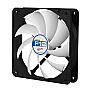 Arctic Cooling AFACO-120P2-GBA01 F12 Rev2 Cooling  Bearing 120mm Case Fan Retail