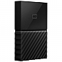 "WESTERN DIGITAL - RETAIL - My Passport 2TB 2.5"" Black USB3.0 External Hard Drive WDBYFT0020BBK-WESN"