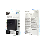 PQI 6PP2-021R0002A i-Power 5200mAh Power Bank Micro USB input USB Output Black Retail