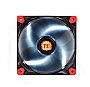 Thermaltake Luna 12 LED White 120mm Efficient & Quiet Cooling Fan Retail 	CL-F018-PL12WT-A