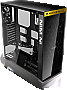 In-Win 805 Incredibly Dynamic Visual Effects Black/Gold Color Tempered Glass Window Tower Case w/USB 3.0 NO POWER SUPPLY