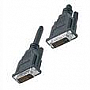 25' DVI Cable DIGITAL 24 DUAL LINK M-M