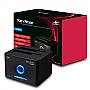 VANTEC NST-D400SU3-BK Dual Bay 2.5/3.5inch SATA to USB3.0 eSATA Hard Drive Dock Retail